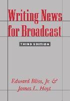 Abbildung von Writing News for Broadcast | third edition | 1994