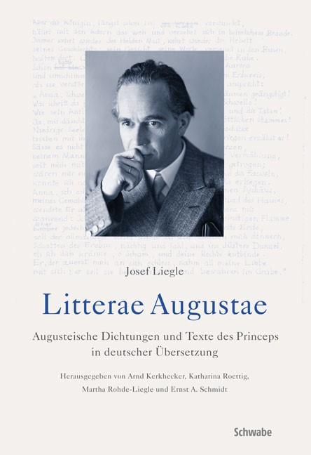 Litterae Augustae | Liegle, 2007 | Buch (Cover)