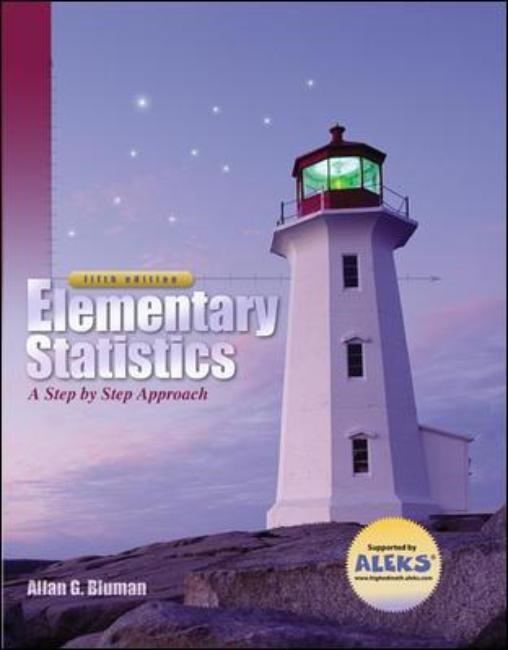 Elementary Statistics A Step By Step Approach With Mathzone Student