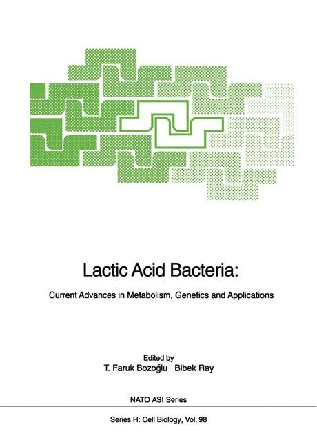 Lactic Acid Bacteria | Bozoglu / Ray, 1996 | Buch (Cover)