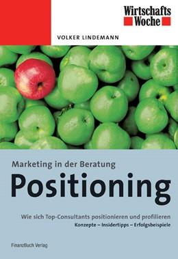 Abbildung von Lindemann | Positioning | 2003