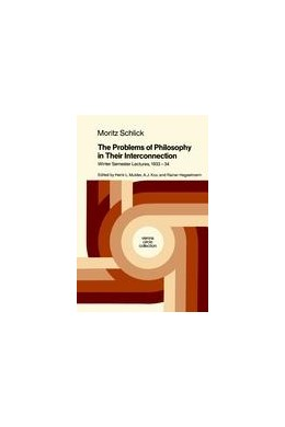 Abbildung von Mulder / Kox / Hegselmann | The Problems of Philosophy in Their Interconnection | 1987 | Winter Semester Lecture, 1933-... | 18