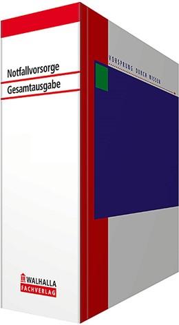 Abbildung von Walhalla Fachredaktion | Notfallvorsorge - mit Aktualisierungsservice | 1. Auflage | 2020 | beck-shop.de
