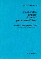 Die Wenden und die 'Slawen'genannten Völker | Linnenkohl | 3., überarbeitete Auflage, 2002 | Buch (Cover)