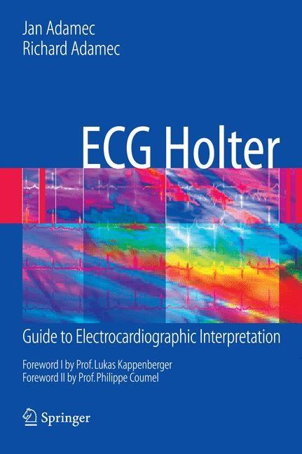 Abbildung von Adamec | ECG Holter | 2008