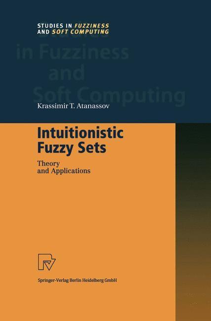 Abbildung von Atanassov | Intuitionistic Fuzzy Sets | 1999