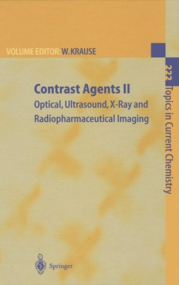 Abbildung von Krause | Contrast Agents II | 1st Edition. Softcover version of original hardcover edition 2002 | 2010