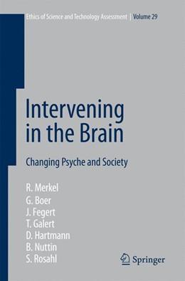 Abbildung von Merkel / Boer   Intervening in the Brain   1. Auflage   2007   29   beck-shop.de