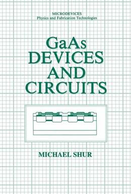 Abbildung von Shur | GaAs Devices and Circuits | 1987