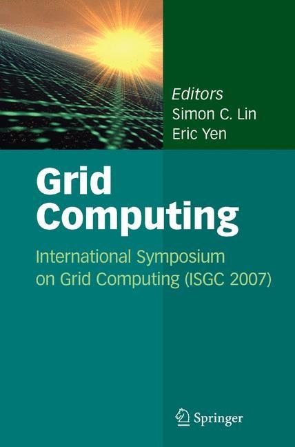 Grid Computing | Lin / Yen, 2008 | Buch (Cover)