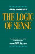 Abbildung von Deleuze / Boundas | The Logic of Sense | 1993