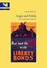 Angst und Politik in der europäischen Geschichte | Bosbach, 2000 | Buch (Cover)