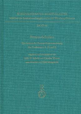 Abbildung von Scholz / Wiener | Persius-Scholien | 2009 | Die lateinische Persius-Kommen... | 46