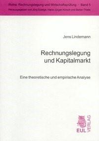 Rechnungslegung und Kapitalmarkt | Lindemann, 2004 | Buch (Cover)
