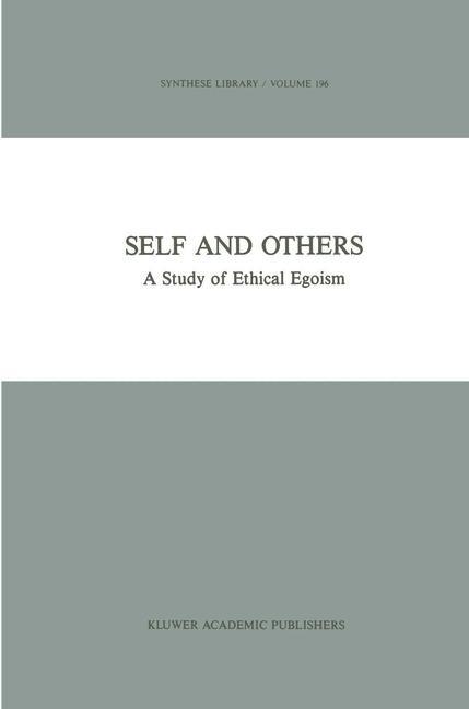 Abbildung von Österberg | Self and Others | 1988