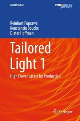 Abbildung von Poprawe / Boucke | Tailored Light 1 | 1. Auflage | 2018 | beck-shop.de