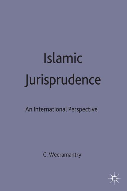 Abbildung von Weeramantry | Islamic Jurisprudence | 1988 | 1988
