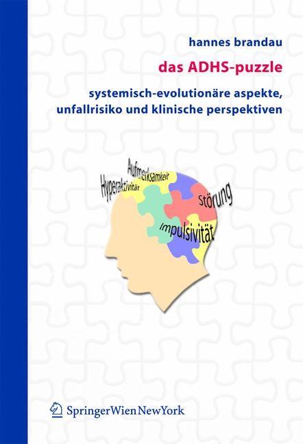 Das ADHS-Puzzle | Brandau, 2004 | Buch (Cover)