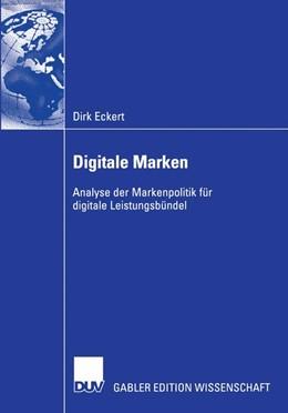 Abbildung von Eckert   Digitale Marken   2004   Analyse der Markenpolitik für ...