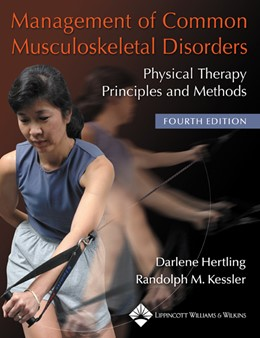 Abbildung von Hertling | Management of Common Musculoskeletal Disorders | Fourth | 2005 | Physical Therapy Principles an...