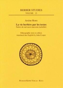 Abbildung von Roux | La vie berbère par les textes | | Parlers du sud-ouest marocain ... | 23