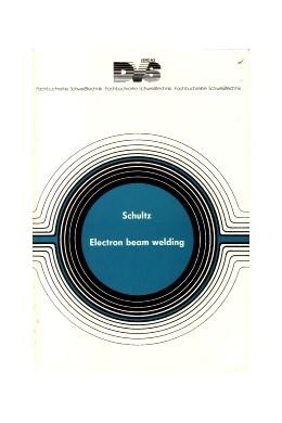 Abbildung von Schultz   Electron Beam Welding   1994