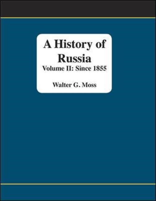 LSC (GEN USE) : VOLUME II SINCE 1855 | Moss, 2002 | Buch (Cover)