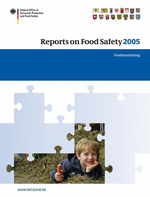 Reports on Food Safety 2005 | Brandt, 2007 | Buch (Cover)