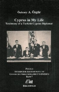 Cyprus in My Life | Özgür, 2009 | Buch (Cover)