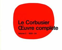 Abbildung von Boesiger | Le Corbusier - Œuvre complèteVolume 2: 1929-1934 | 1995