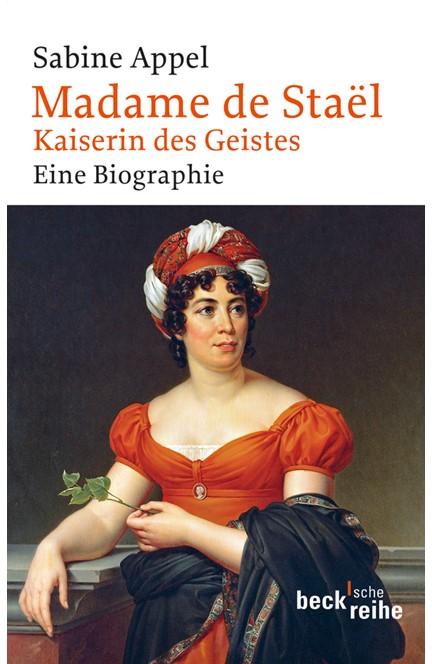 Cover: Sabine Appel, Madame de Staël