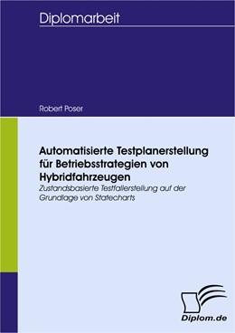 Abbildung von Poser | Automatisierte Testplanerstellung für Betriebsstrategien von Hybridfahrzeugen | 2008 | Zustandsbasierte Testfallerste...