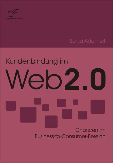 Abbildung von Adomeit   Kundenbindung im Web 2.0   2008