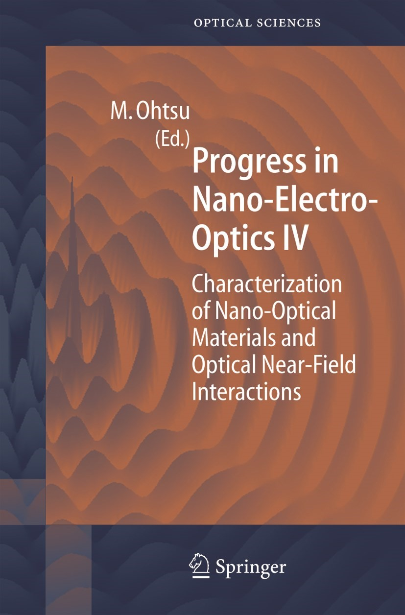 Progress in Nano-Electro Optics IV | Ohtsu | 1st Edition. Softcover version of original hardcover edition 2005, 2010 | Buch (Cover)