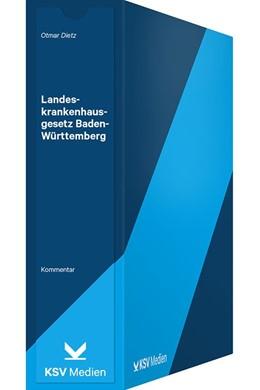 Abbildung von Dietz | Landeskrankenhausgesetz Baden-Württemberg (LKHG) | 1. Auflage | 2016 | beck-shop.de