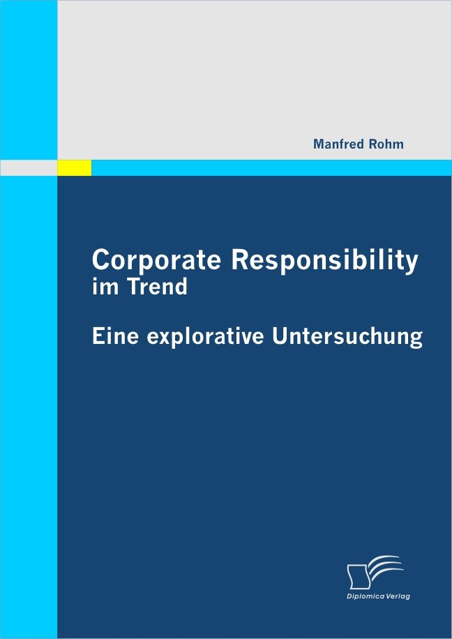 Corporate Responsibility im Trend | Rohm, 2010 (Cover)