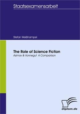Abbildung von Weißhampel | The Role of Science Fiction | 1. Auflage | 2008 | beck-shop.de