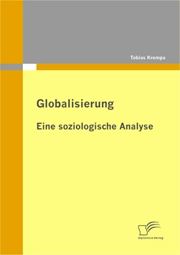 Abbildung von Krempa | Globalisierung: Eine soziologische Analyse | 2010