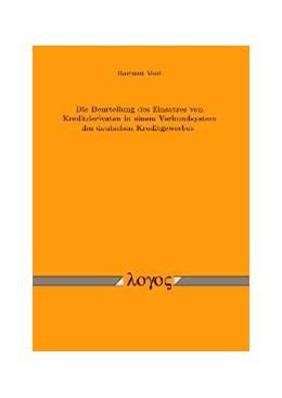 Abbildung von Merl | Die Beurteilung des Einsatzes von Kreditderivaten in einem Verbundsystem des deutschen Kreditgewerbes | 1. Auflage | 2006 | beck-shop.de