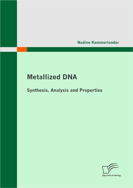 Metallized DNA   Kammerlander, 2009   Buch (Cover)