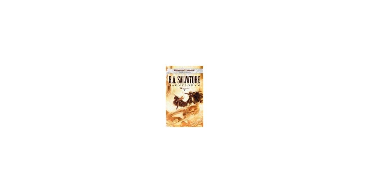 Salvatore   Neverwinter 01  Gauntlgrym
