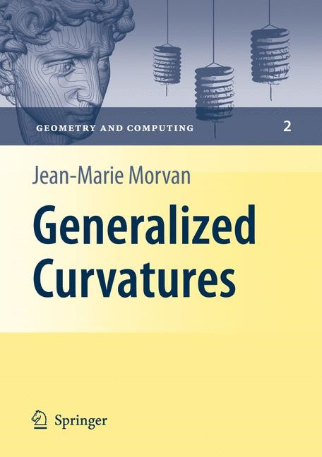 Generalized Curvatures   Morvan   1st Edition. Softcover version of original hardcover edition 2008, 2010   Buch (Cover)