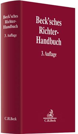 Abbildung von Beck'sches Richter-Handbuch | 3., völlig neubearbeitete Auflage | 2012