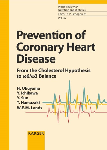 Prevention of Coronary Heart Disease | Okuyama, 2006 | Buch (Cover)