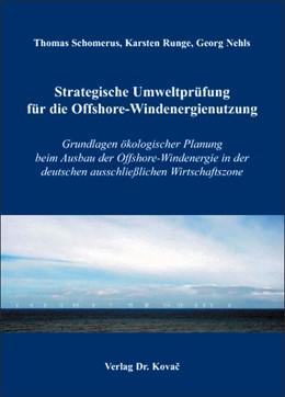 Abbildung von Schomerus / Runge / Nehls | Strategische Umweltprüfung für die Offshore-Windenergienutzung | 2006 | Grundlagen ökologischer Planun... | 28