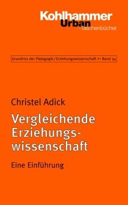 Abbildung von Adick | Vergleichende Erziehungswissenschaft | 2008 | Eine Einführung | 694