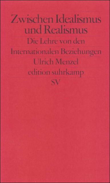 Abbildung von Menzel | Zwischen Idealismus und Realismus | 2001