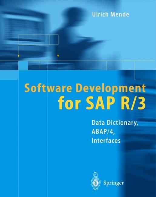 Abbildung von Mende | Software Development for SAP R/3® | 2000