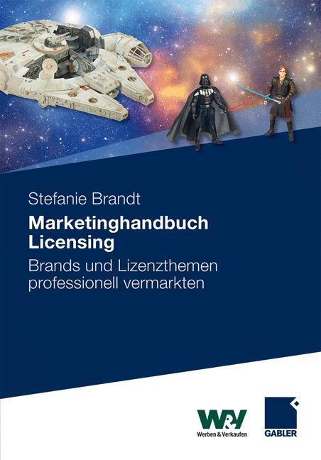 Abbildung von Brandt | Marketinghandbuch Licensing | 1. Auflage 2011 | 2011