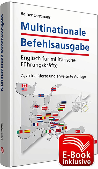 Multinationale Befehlsausgabe inkl. E-Book | Oestmann | 7., aktual. Auflage, 2012 | Buch (Cover)